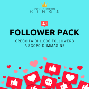 Prodotto Follower Pack